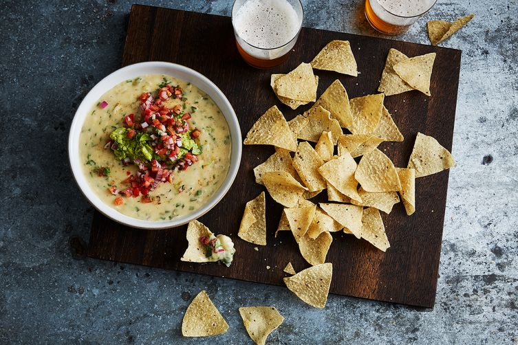 Austin Diner-Style Queso