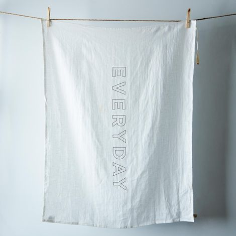 Everyday Bistro Linen Tea Towel