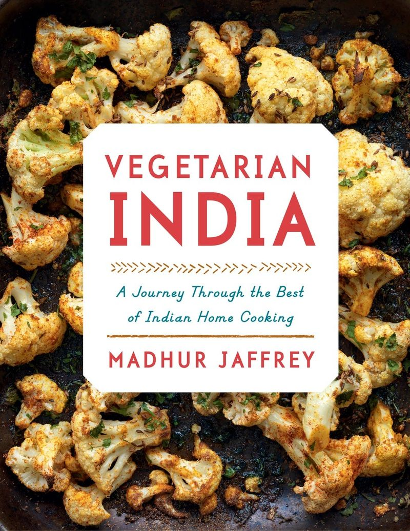 The beginners guide to vegetarian india by madhur jaffrey jaffreys book does a great service by showcasing the diversity of vegetable based cuisine in india and is guaranteed to introduce even the most well versed forumfinder Images