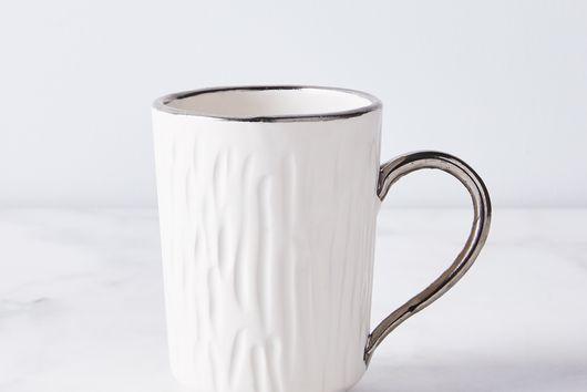 Limited Edition Handmade Mug, by Michael Wainwright