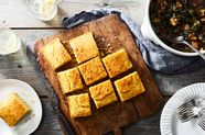 Minnie Utsey's No-Fail Cornbread