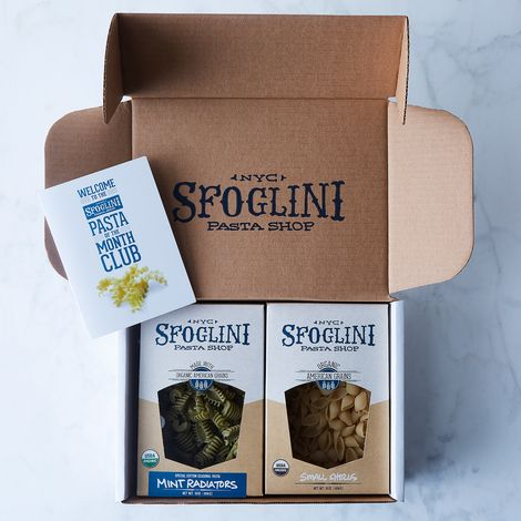 Sfoglini Seasonal Pasta Subscription