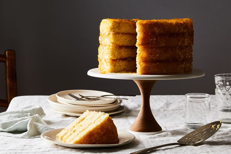 Apple Stack Cake Recipe Southern Living