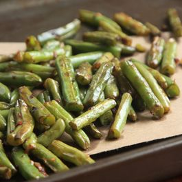 Szechuan Blistered Green Beans