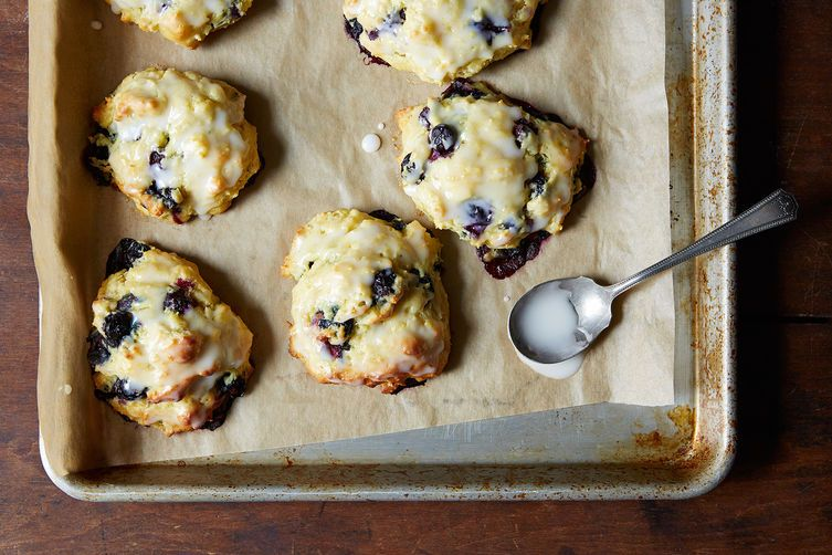 Legendary Blueberry Biscuits Recipe