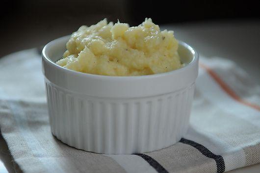 Parsnip and Potato Mash