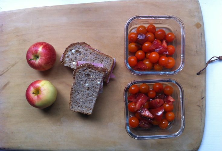 A Four-Minute Lunch