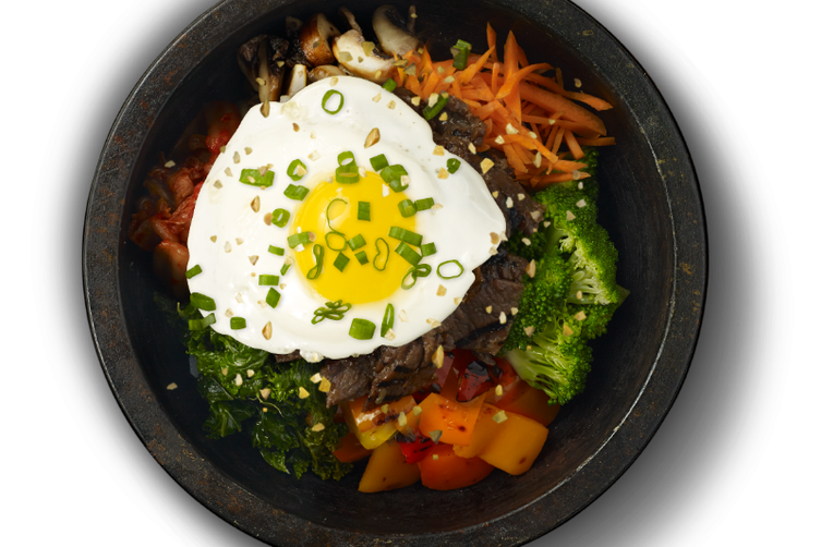 Bibigo's Traditional Bibimbap