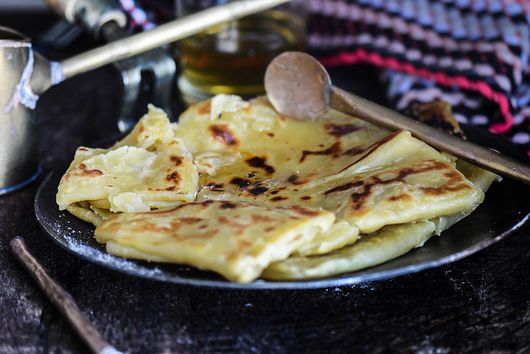 Kattimerka (Crepes) – A Cypriot Tradition