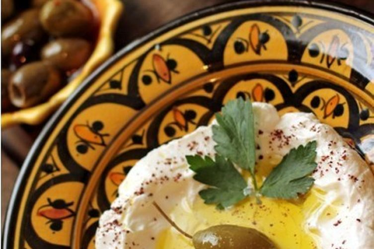 Labneh~ A Creamy Yogurt Cheese