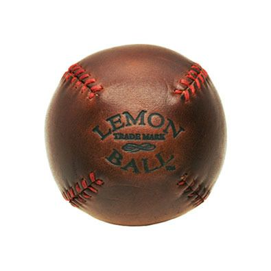 Lemon Peel Baseball