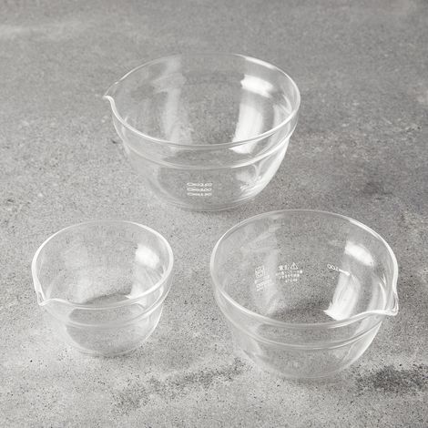 Japanese Nesting Prep Bowls (Set of 3)