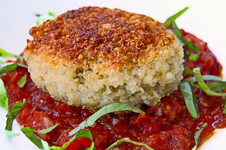 9413b8db 6e07 4e9c ad49 7d3d7ced4029  quinoa patties stuffed with goat cheese mushrooms