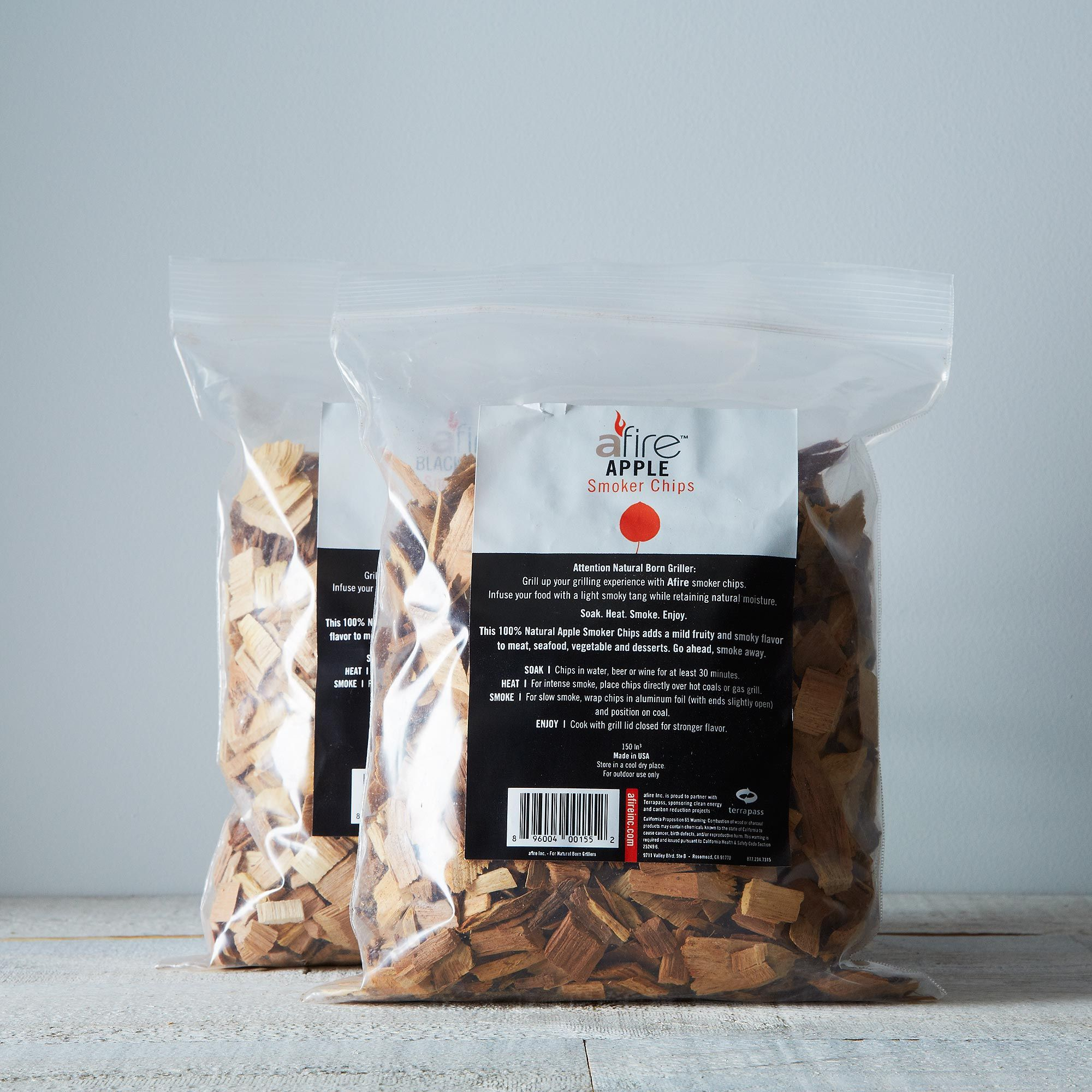 Grilling Wood Chips (2 pack) on Food52