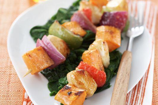 Sweet Potato, Chicken and Veggies Two Ways