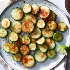 Cucumber Salad With Magic Spice Blend