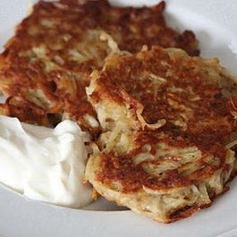 Bubbe Knows Best Latkes