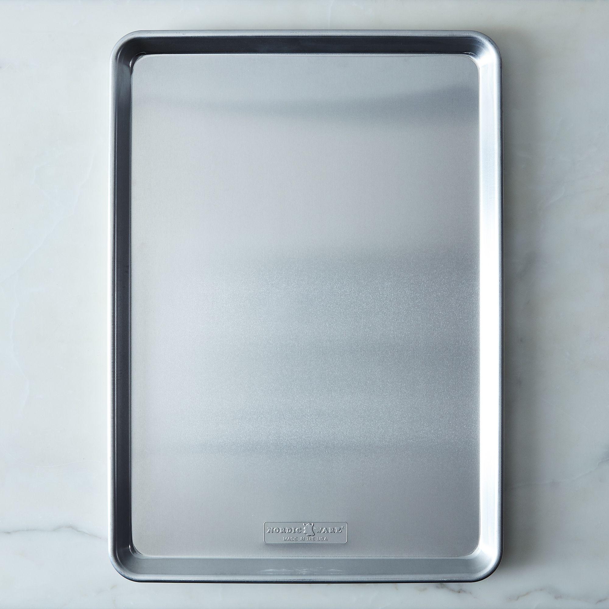 Nordic Ware Natural Aluminum Baking Sheets - Big Sheet