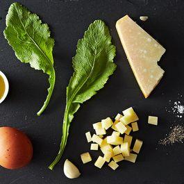 Turnip Greens Frittata