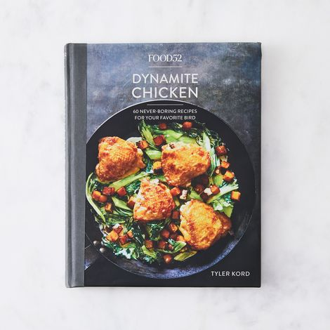 Signed Copy: Food52 Dynamite Chicken