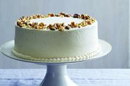 Carrot-Pineapple Cake with Cream Cheese Frosting