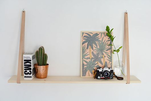 The Crafting Supply That Will Inspire You to DIY Shelves, Drawer Pulls, and More