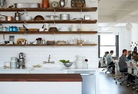 A Tour of the Food52 Kitchen