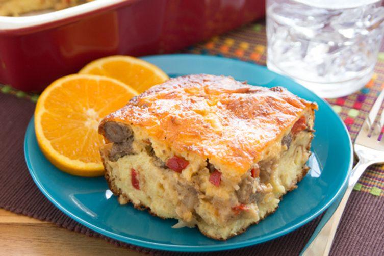 Hearty Breakfast Bake