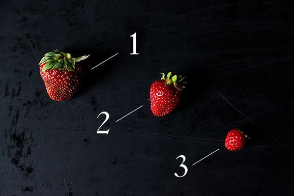Down & Dirty: Strawberries