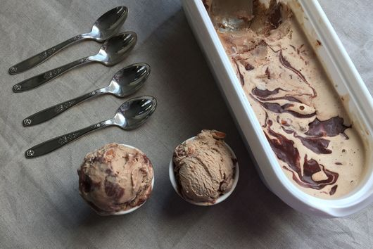 Mocha Almond Fudge Ice Cream