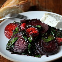"French ""Peasant"" Beets"