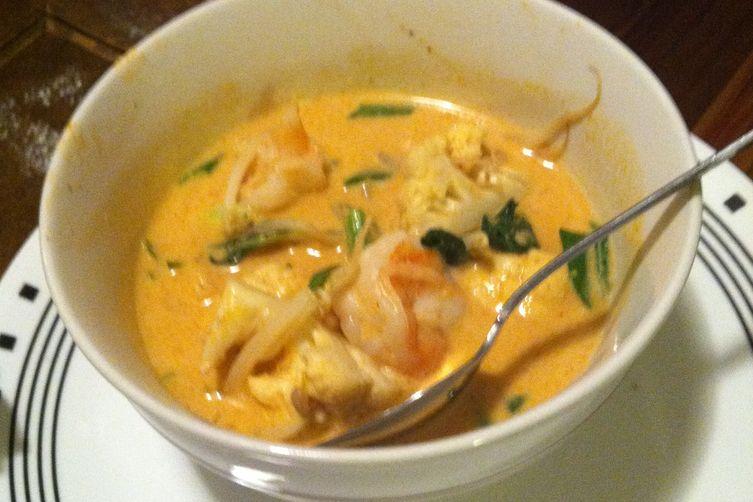Massaman Curry Soup