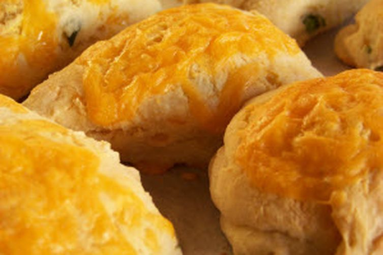 Jalapeno-Cheese Scones