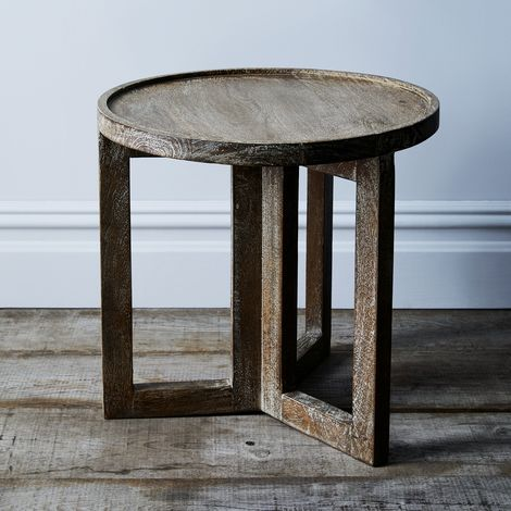 Wooden Tillman Side Table