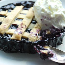 Blueberry-Maple Tartelettes