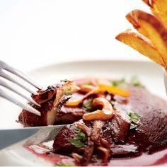 Vedge's Portobello Frites