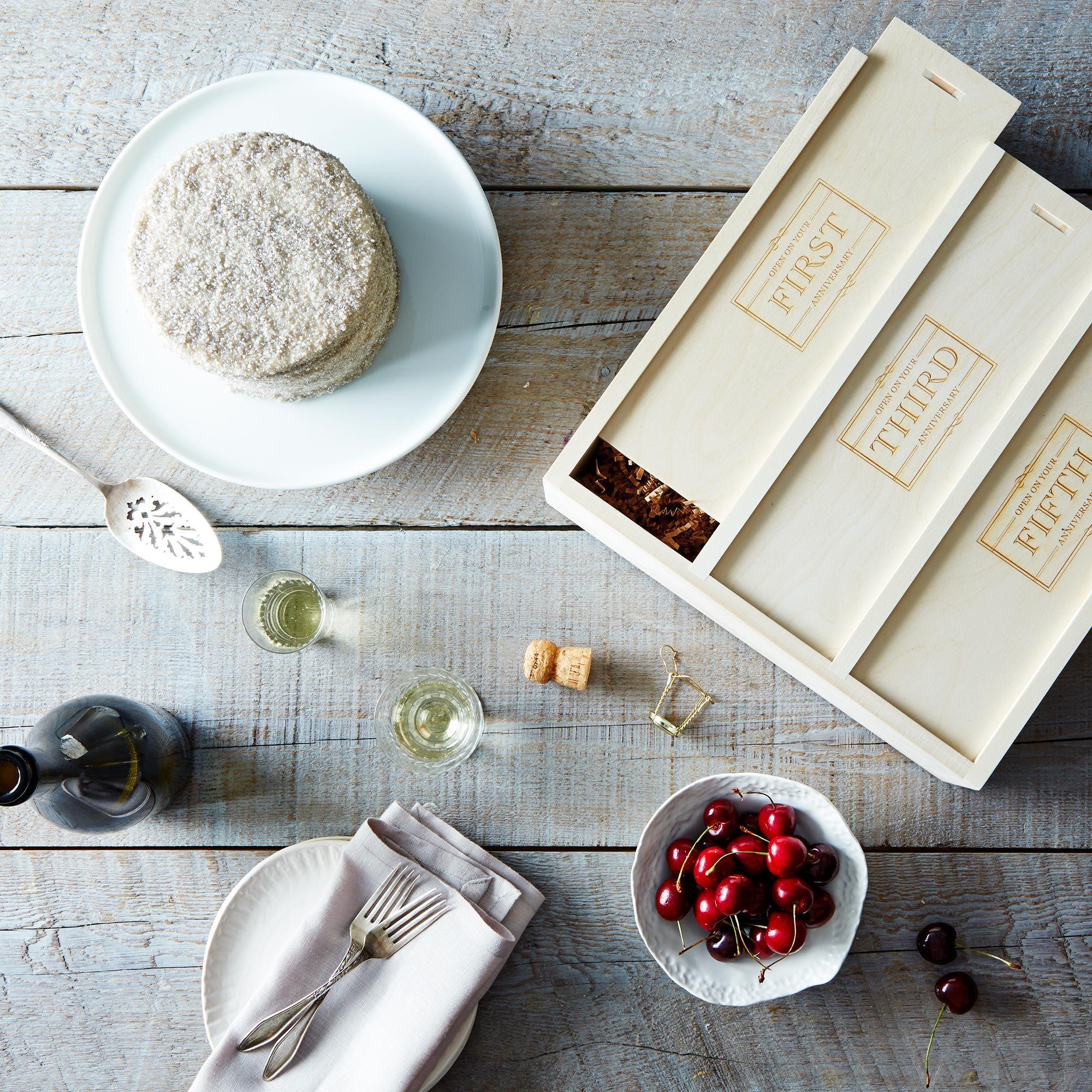 Wedding Wine Box on Food52