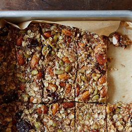 Granola Bars by Jennifer Maestas
