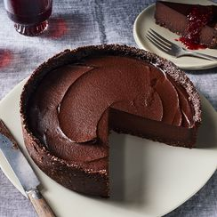 Farmacy Kitchen's Raw Chocolate Tart
