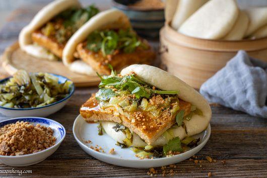 Vegan Gua Bao