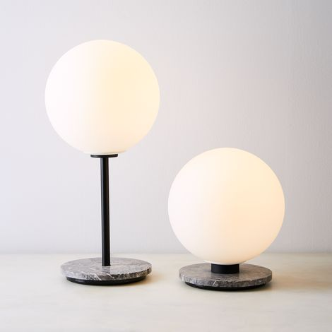 Minimal Table & Wall Bulb Lamp