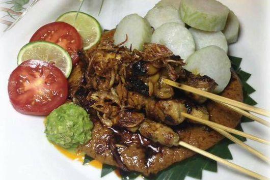 Resep Makanan Sate Madura Indonesia