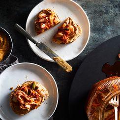 Not-Quite-Authentic Kimchi