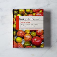 Saving the Season, Signed Cookbook