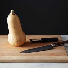 How to Break Down a Butternut Squash
