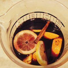 Orange Wine - Vin à l'Orange