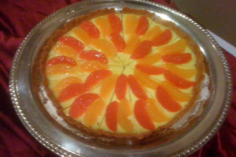 Custard Citrus Tart