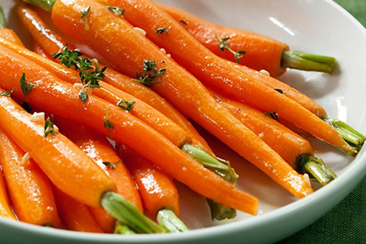 Glazed Carrots