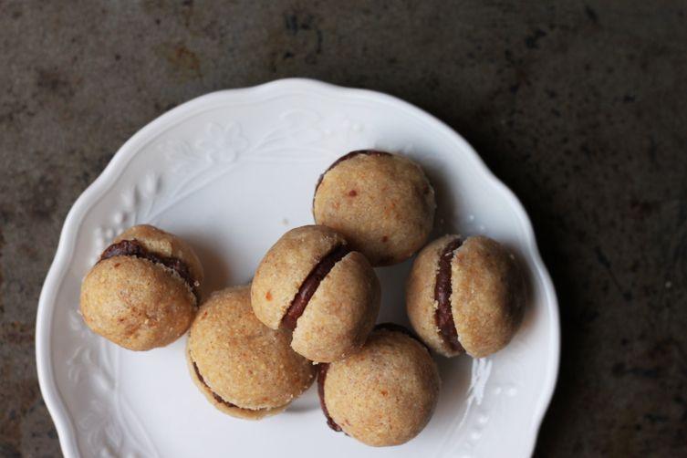 Baci di Dama (Chocolate-Filled Hazelnut Cookies) Recipe on Food52