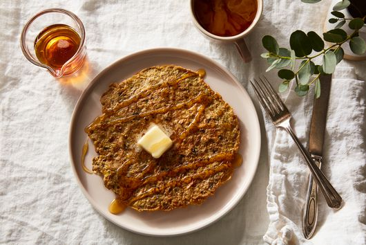 Brown Butter Matzo Brei